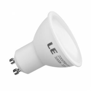 LED žárovka 6W 12xSMD2835 GU10 580lm STUDENÁ BÍLÁ